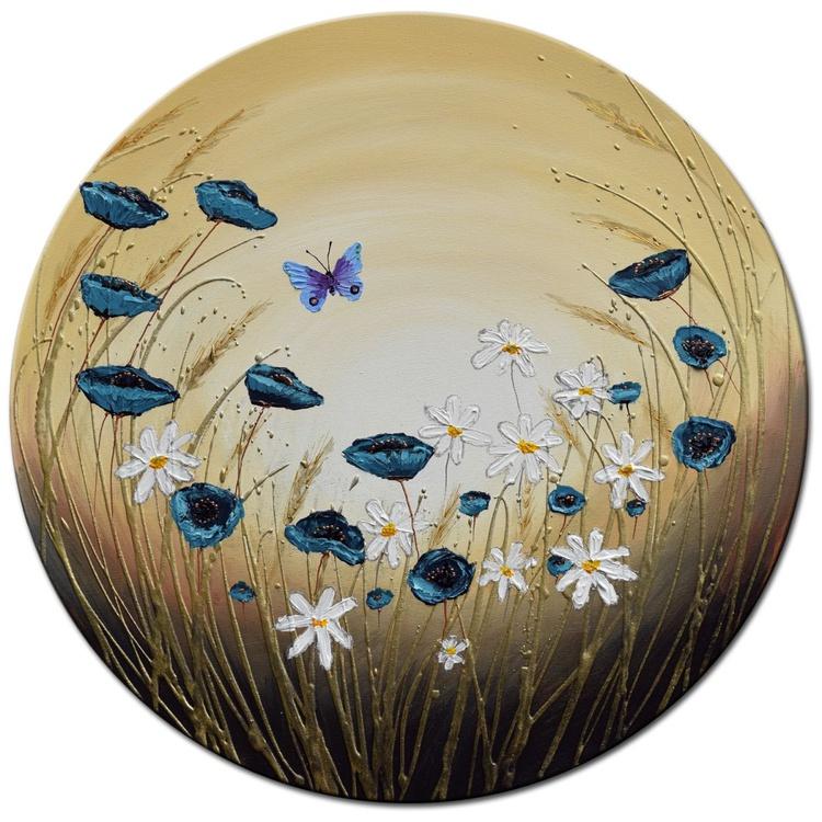 Blue Poppy Delight - Image 0