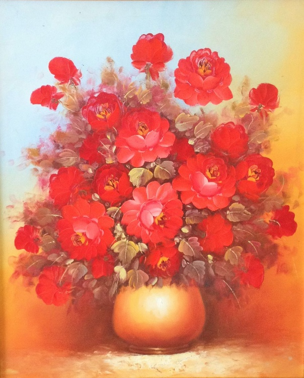 Vase with Flowers - Image 0
