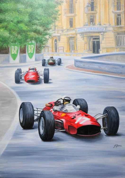 Monaco Grand Prix 1965 -