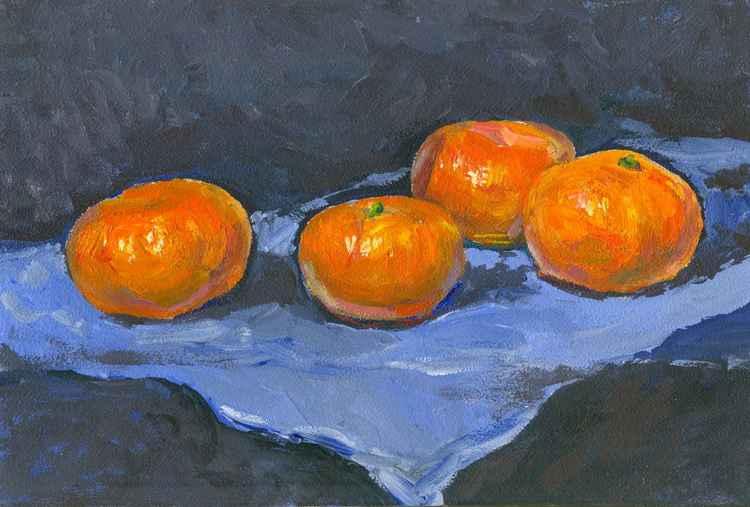 Tangerines (renovated)