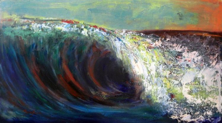 Wave 40x22 - Image 0