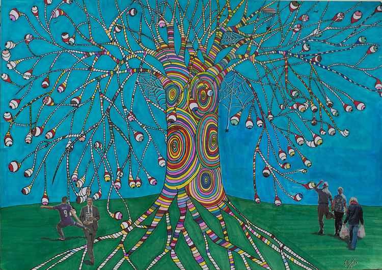 Crazy Tree -