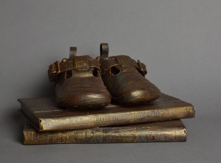Treasured Memory Keepsake Shoe - Image 0