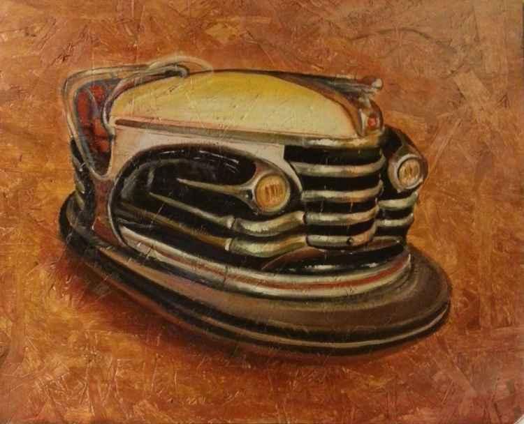 Bumper car -