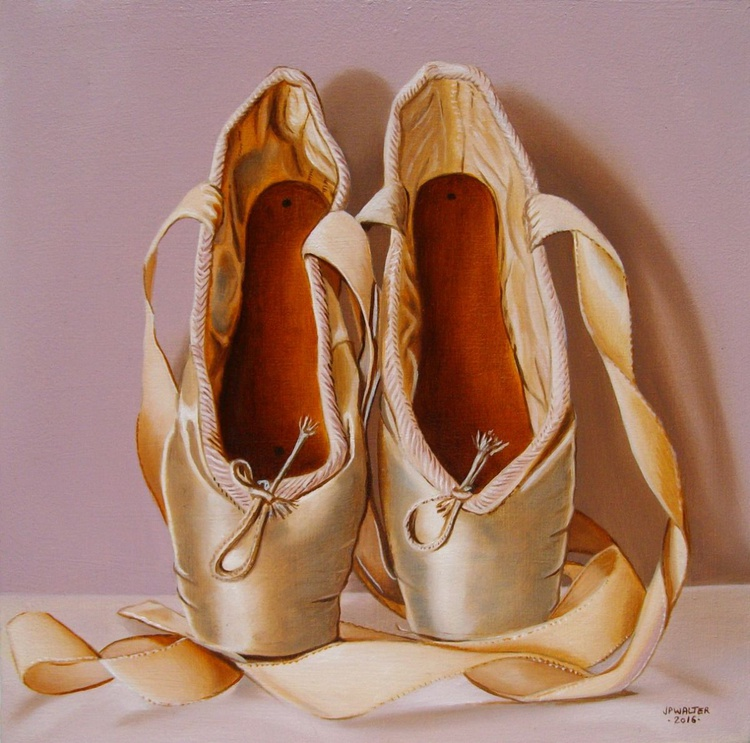 Pointe shoes #3 / FREE SHIPPING - Image 0