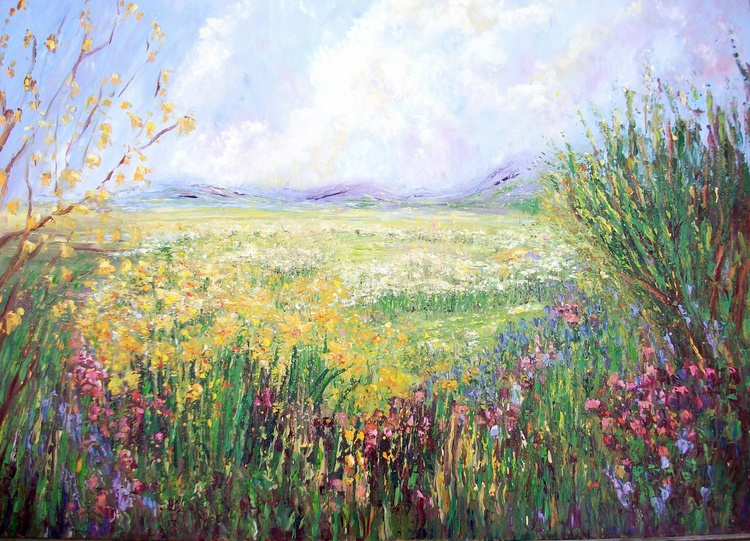 Spring in the Meadows - Image 0