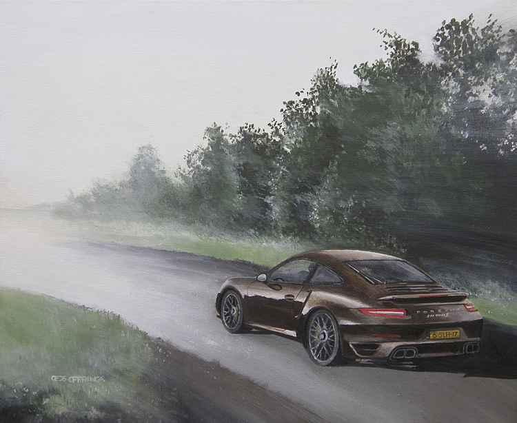 Porsche 911 (991) Turbo S -