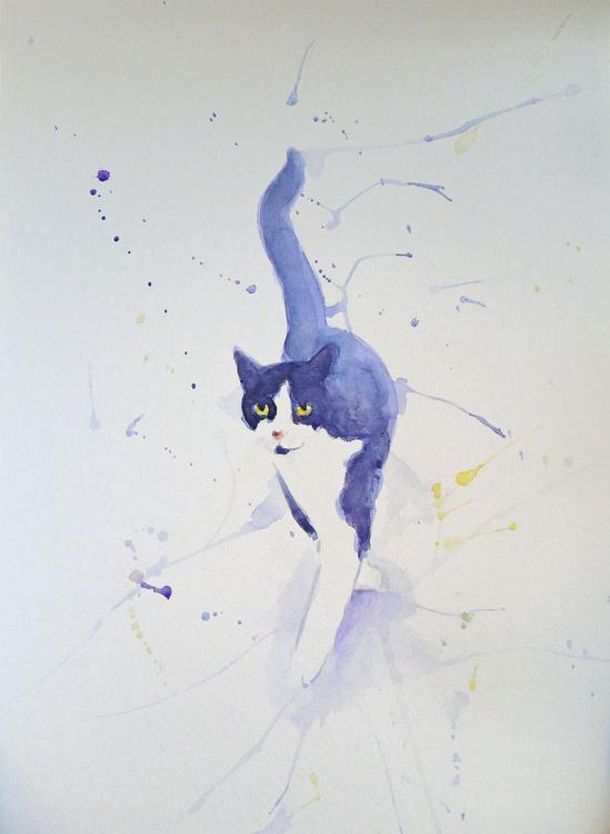 Cat Stroll - Image 0
