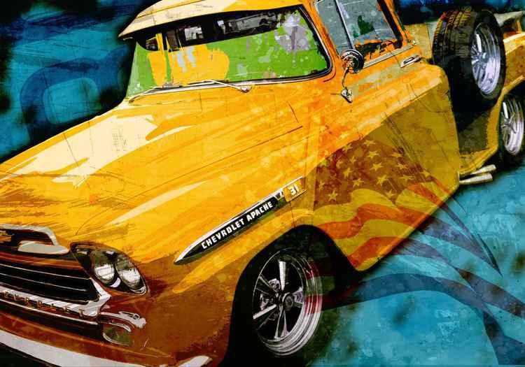 truck 1 -