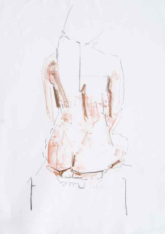 Life Drawing No 51 -