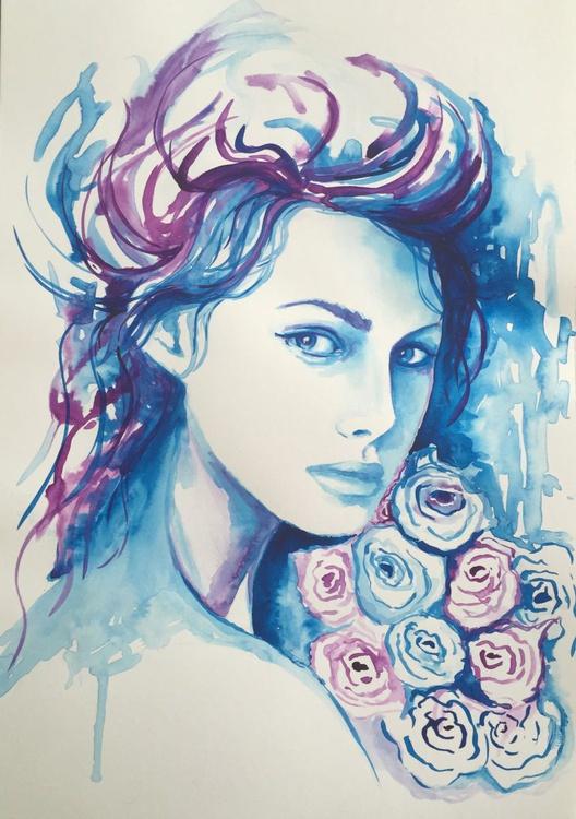 The Flower Girl - Image 0