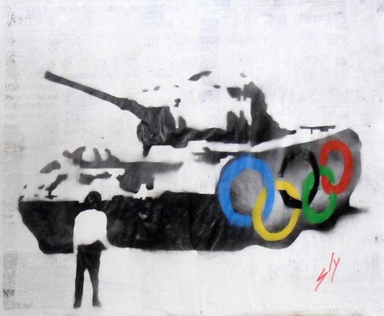 Sinolympics (on The Daily Telegraph) - Image 0