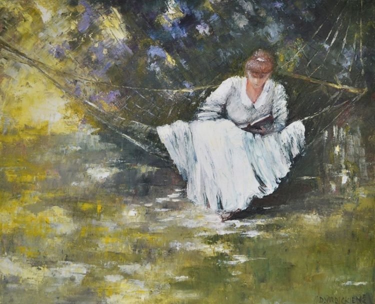 Rest In The Garden - Image 0