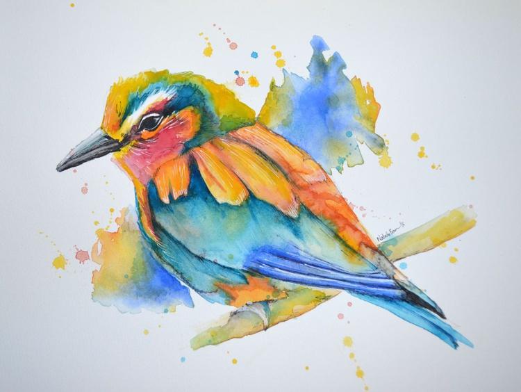 Sunset Bird - Image 0
