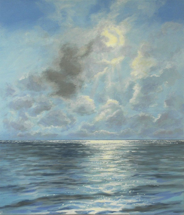 Sunlight on the Sea - Image 0