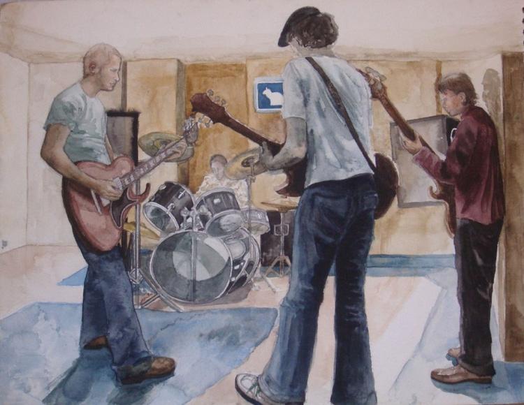 Band Rehearsal - Image 0