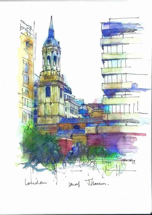 London street 2 -