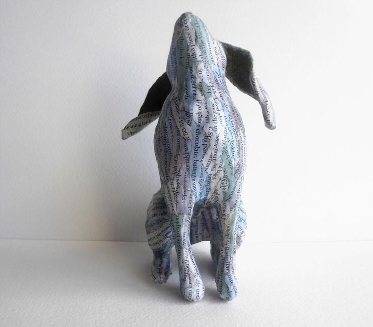 Herringbone Hare - Image 0
