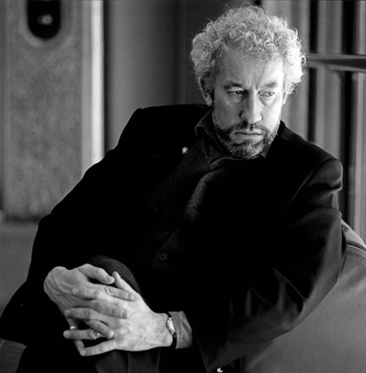 Actor Simon Callow -