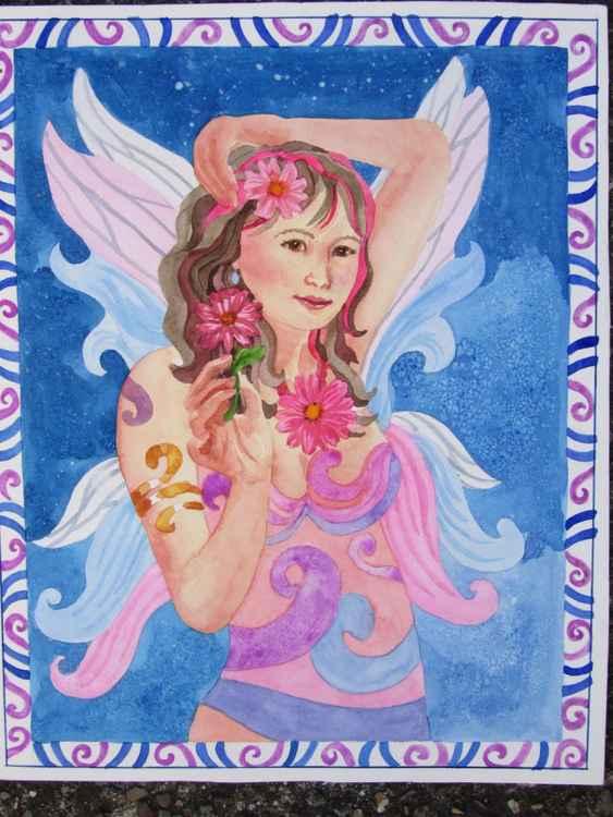 Paisley Fairy -