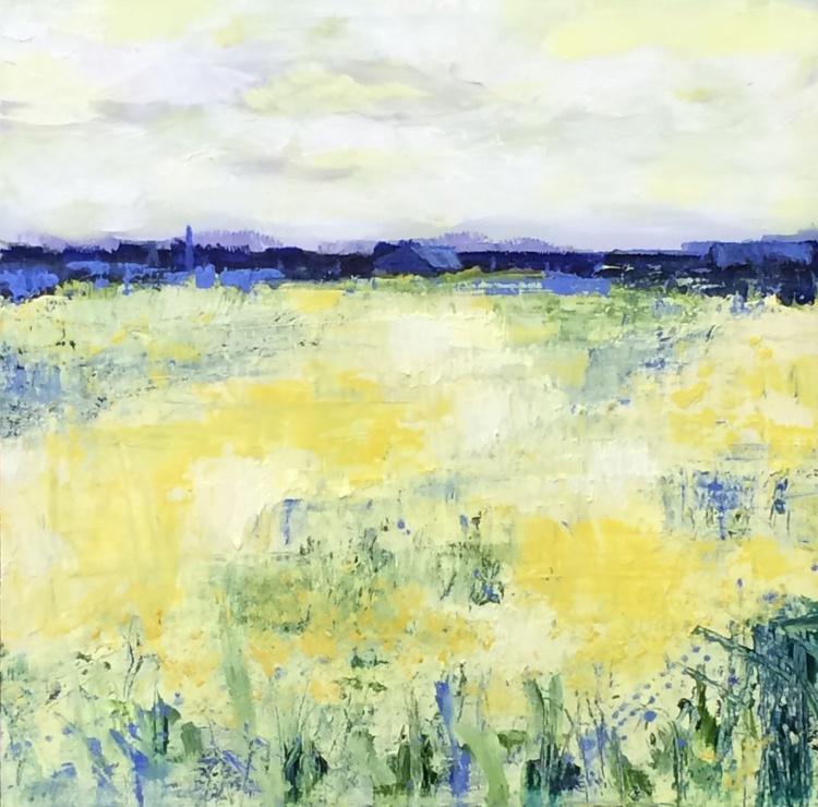Early Spring Rape Field 1 - Image 0