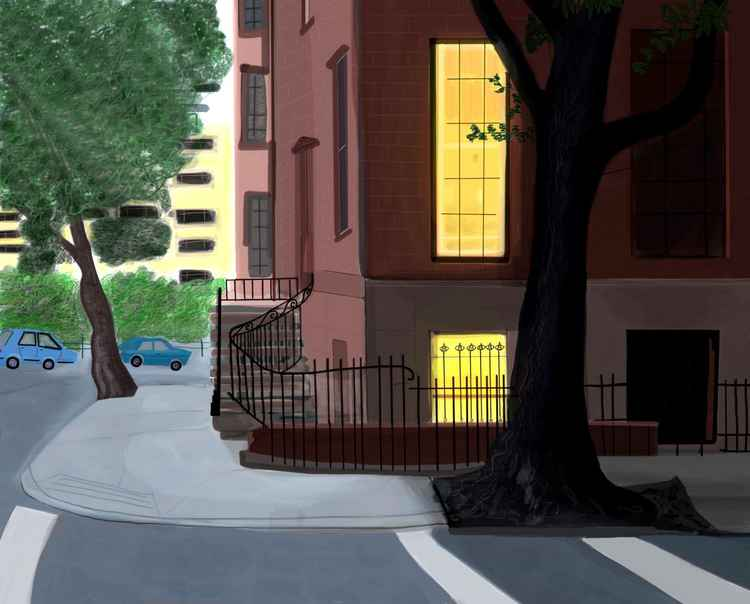Willow and Middagh Streets -
