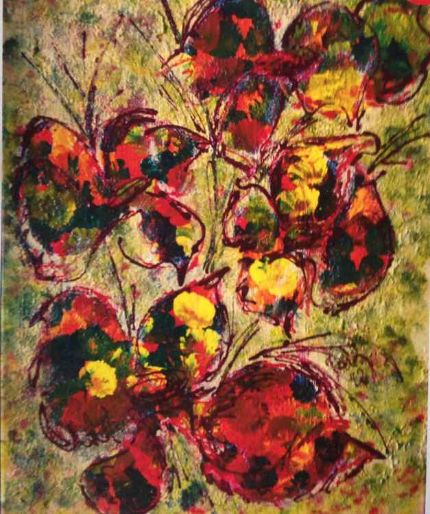 Abstract Floral II