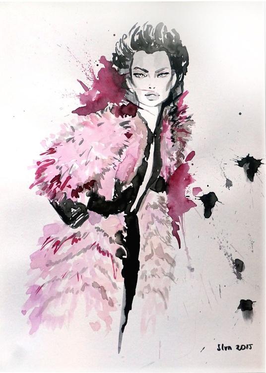 Pink retro - Image 0