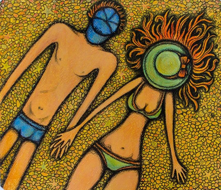 Sunny Couple - Image 0