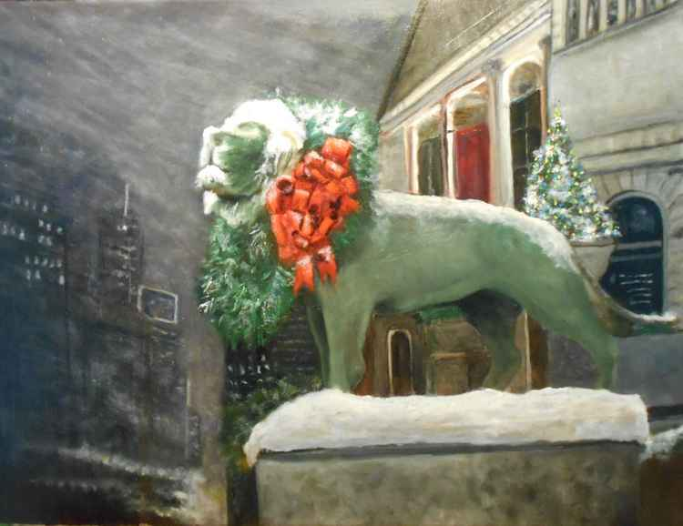 Christmas 2015, Art Institute of Chicago