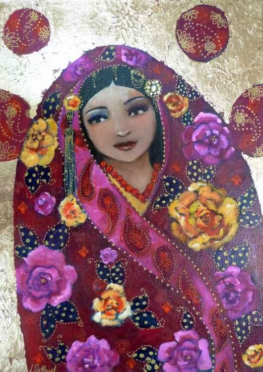 Le voyage de soie- Silk travel -
