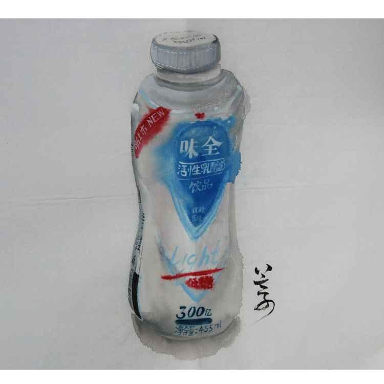 lactobacillu drink. -