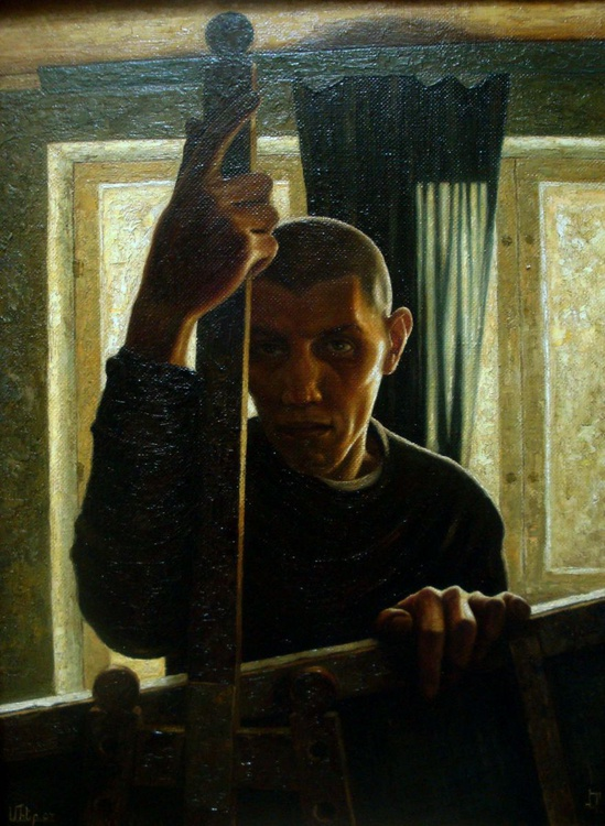 Self-portrait #2 - Image 0