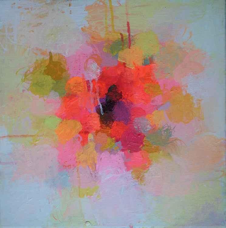 Abstract Flower Portrait II -