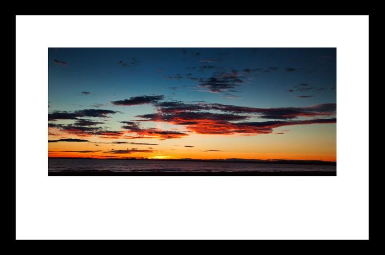 Mediterranean Sunset, Montpellier - Number 3 - Image 0