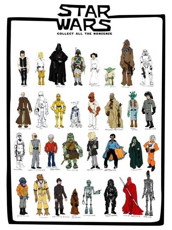 Go Figure Star Wars - Image 0