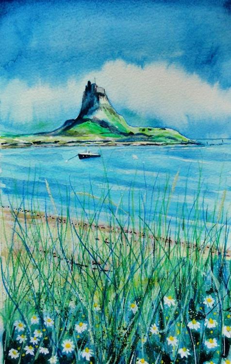 Holy Island Northumberland - Image 0