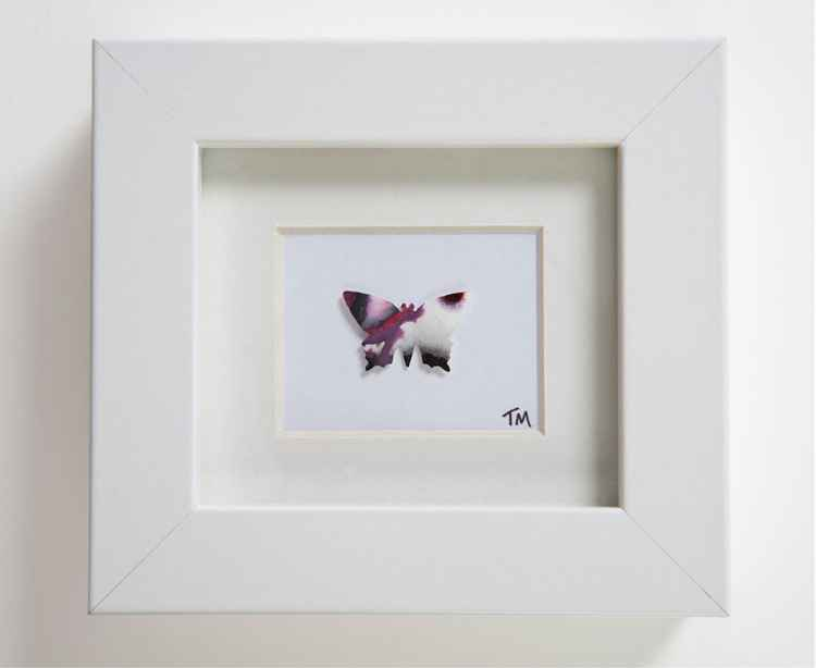 Single Butterfly No 11 -