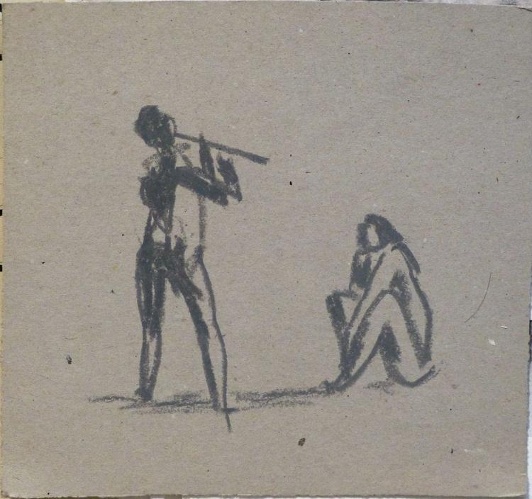 Les Indes Galantes 1, 17x17 cm - Image 0
