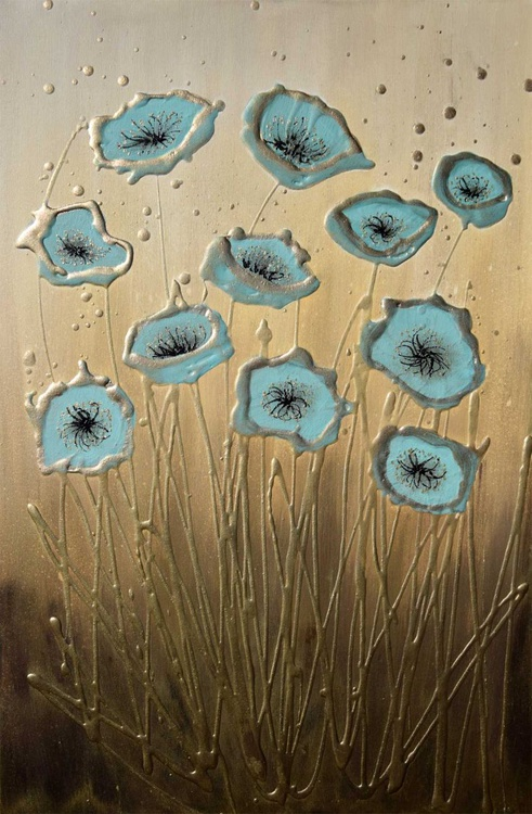 Sweet Serene Poppies - Image 0