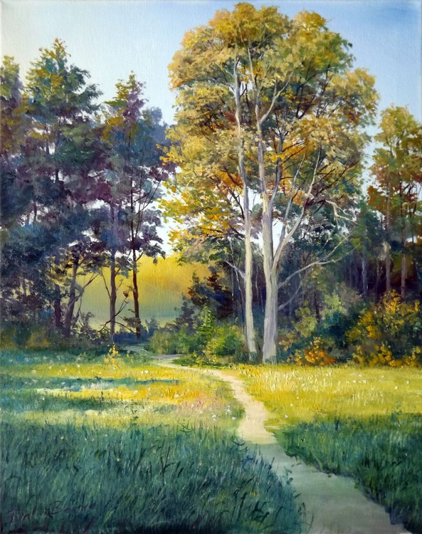 Autumn Path - Image 0