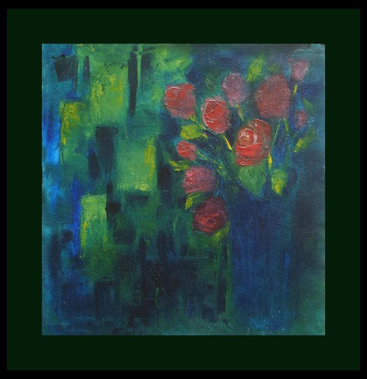 Roses in the dark - Image 0