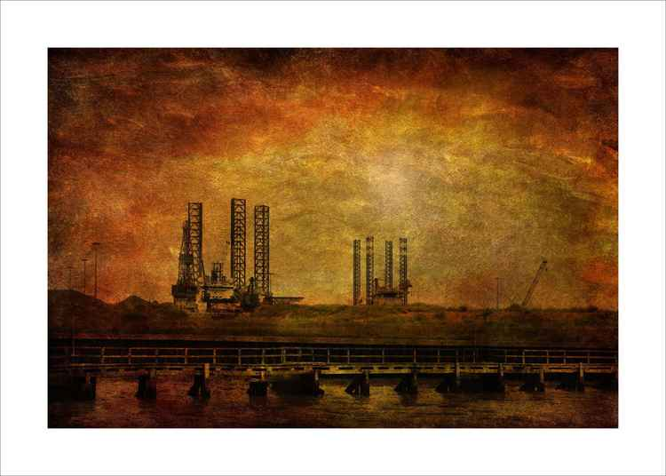 Port & Oil Rigs -