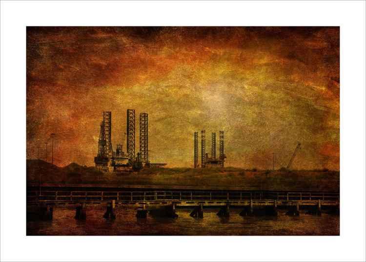 Port & Oil Rigs