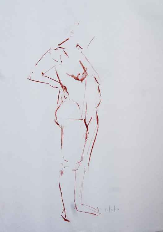 Life Drawing No 21
