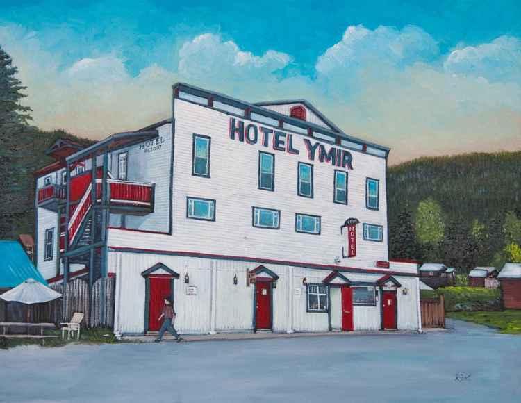 Hotel Ymir -
