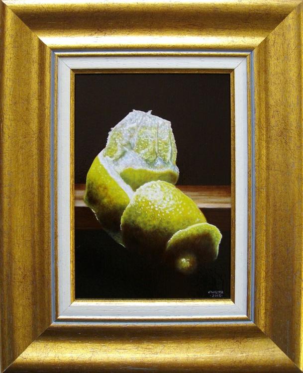 Flemish peeled lemon XIII - Image 0
