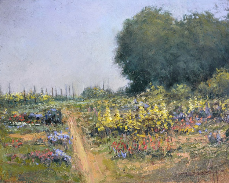 Garden Morning - Image 0