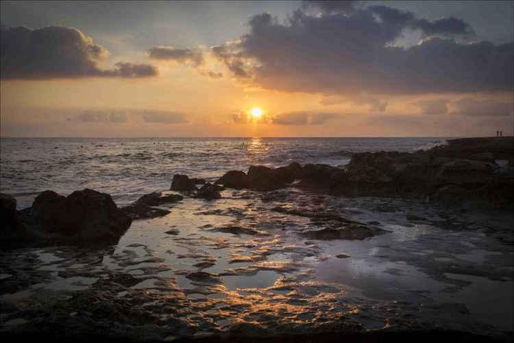Sunrise , Sliema , Malta