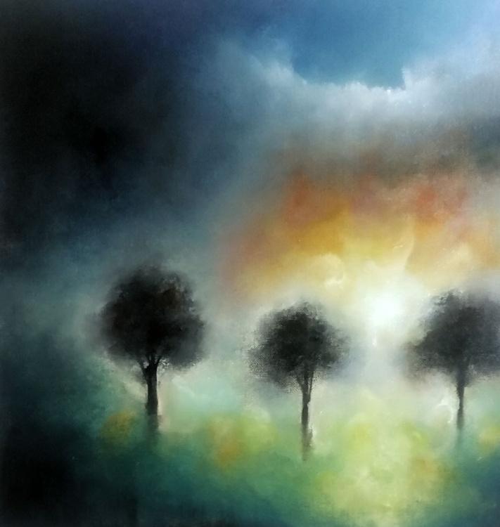 Misty trees - Image 0